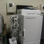 GC2014 最新の島津製ガスクロです。こちらはガス分析専用機となっています。