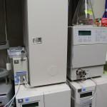 HPLC 電気化学検出器です。