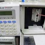 セミミクロタイプのUV検出器