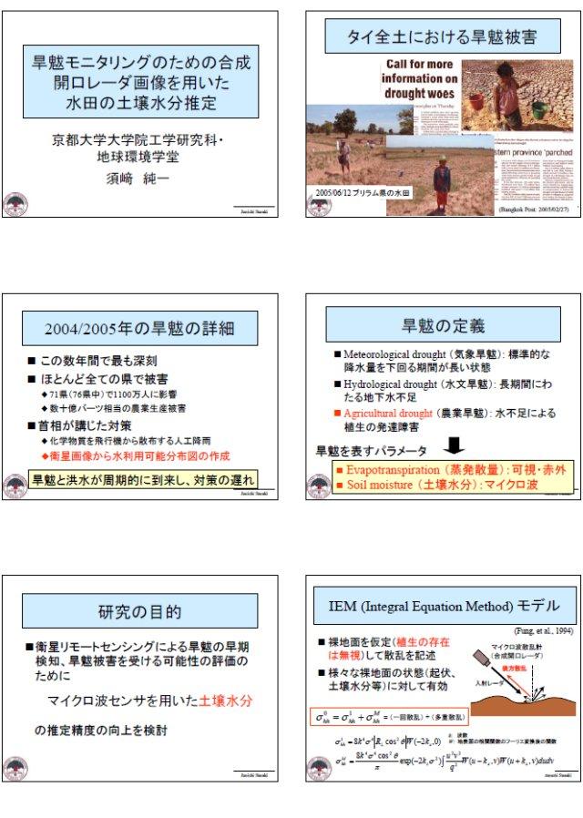 須崎純一: 第68回定例オープンセミナー(2008年1月23日) 1.