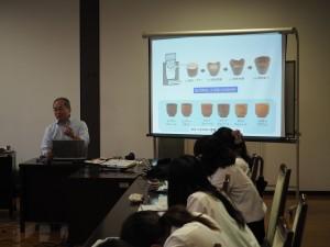 金山公三教授による循環材料創成分野の研究紹介