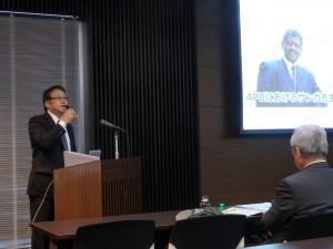 APUにおけるサンガさんの国際教育 村上健(立命館アジア太平洋大学・事務局長)