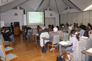 「森で学ぶ虫の世界」 居住圏環境共生分野 柳川綾