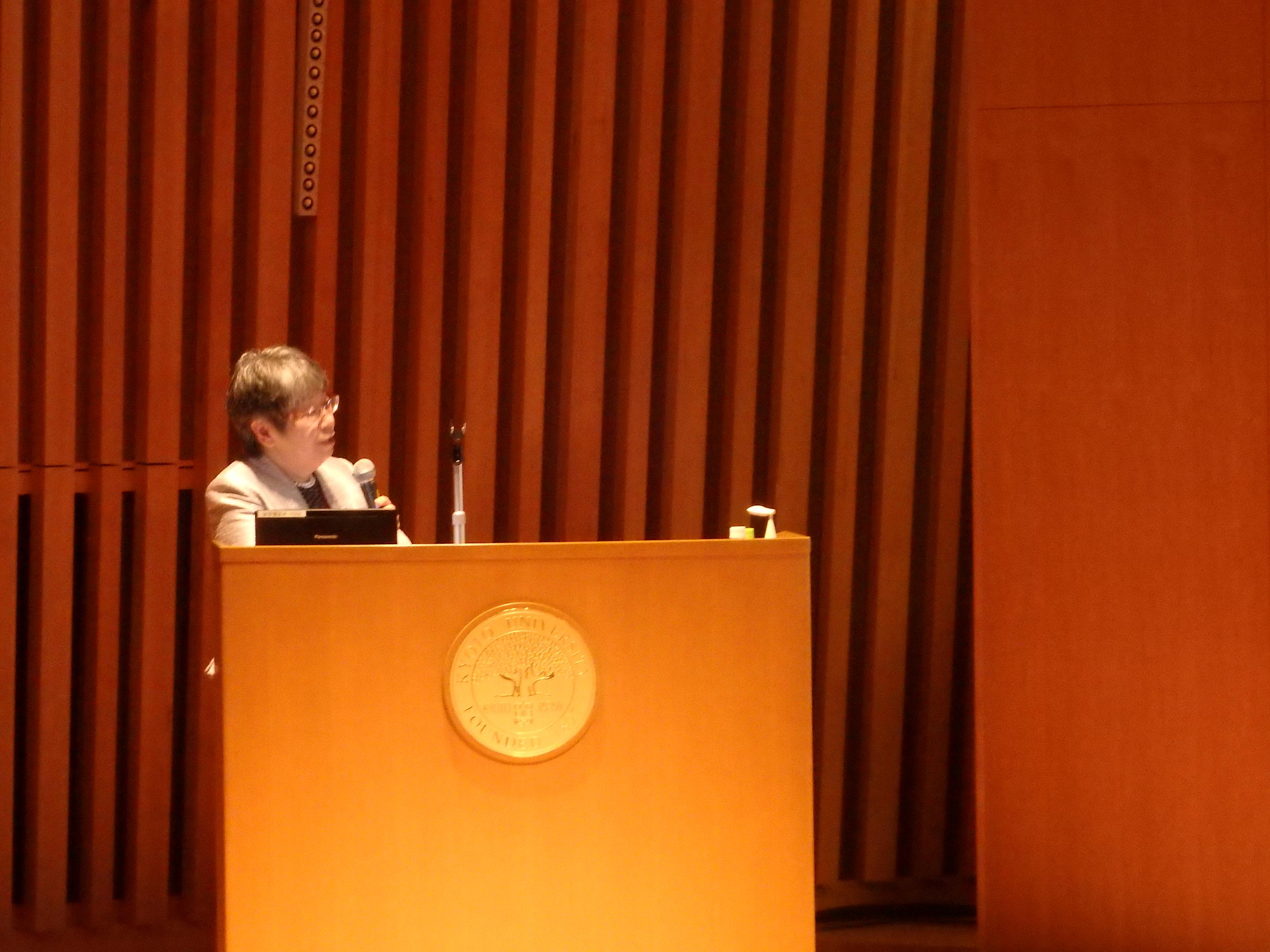 「電子レンジdeサイエンす! —機能性発光錯体とマイクロ波化学の研究」 ミネルバライトラボ取締役 松村竹子氏
